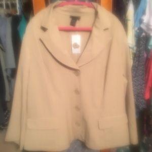 Lane Bryant Women Jacket 26/28W